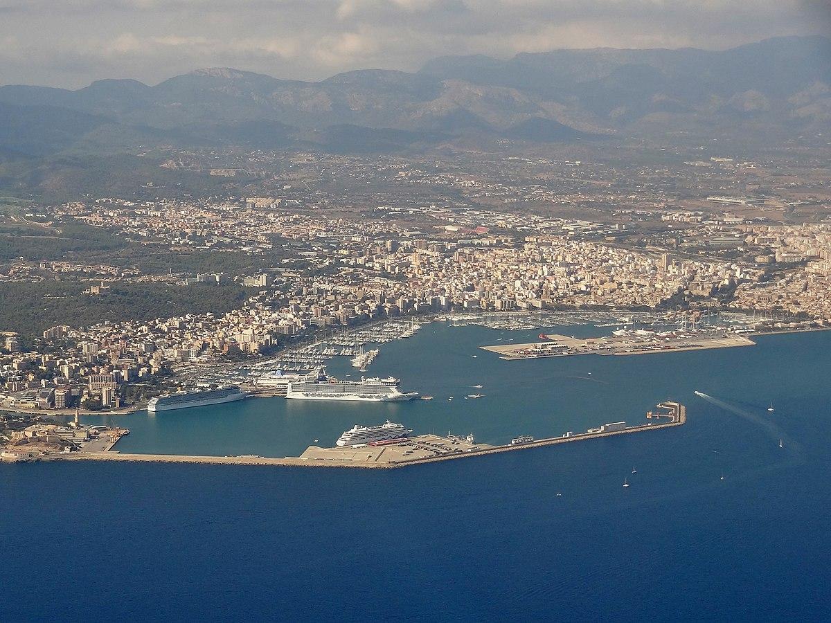 Port de palma wikipedia - Puerto de palma de mallorca ...