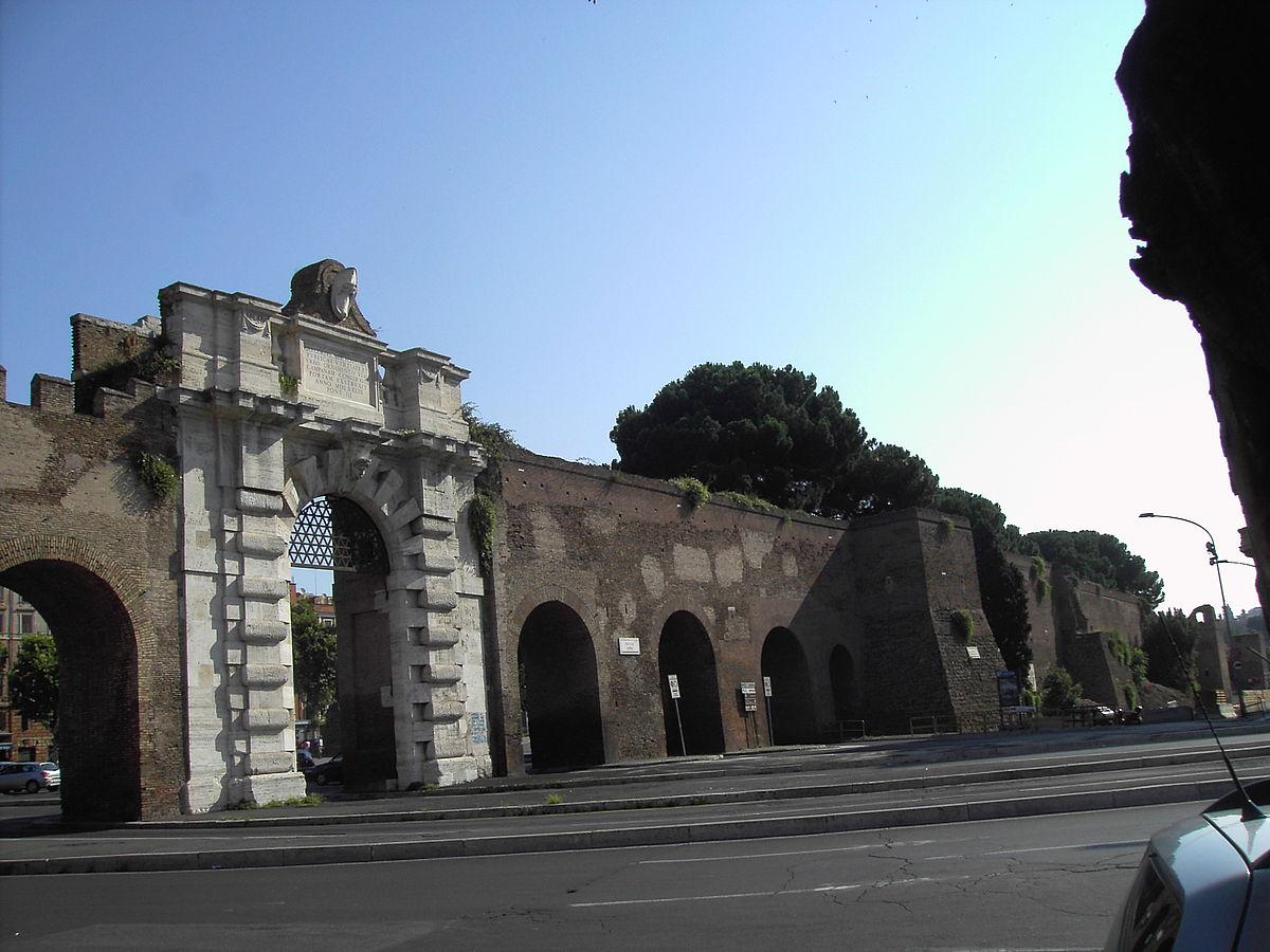 Porta san giovanni rome wikipedia - Porte a roma ...