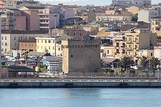 Porto Torres Comune in Sardinia, Italy