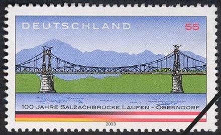 Amtliche Briefmarke Deutschland Wikiwand