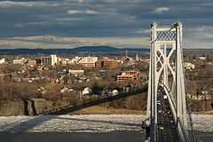 Poughkeepsie and Mid-Hudson Bridge from Franny Reese State Park.jpg