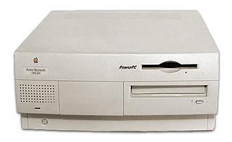 Power Macintosh 7300 - A Power Macintosh 7300/200