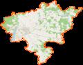 Powiat stargardzki location map.png