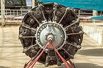 Pratt & Whitney R-1830 engine in the Great Patriotic War Museum 5-jun-2014 Front.jpg