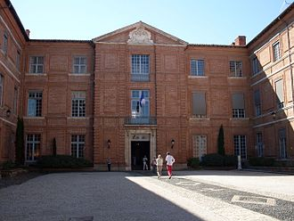 Haute-Garonne - Prefecture building of the Haute-Garonne department, in Toulouse