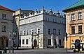 Prelates House, 4 Mariacki square, Old Town, Krakow, Poland.jpg