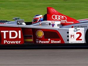 2008 Le Mans Series - Alexandre Prémat and Mike Rockenfeller won the LMP1 title, despite not winning a race.