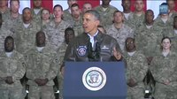 File:President Obama Pays a Surprise Visit to Troops in Afghanistan.webm