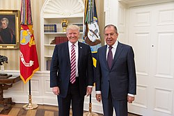 President Trump Meets with Russian Foreign Minister Sergey Lavrov (33754471884).jpg
