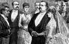 Mariage de Grover Cleveland et Frances Folsom