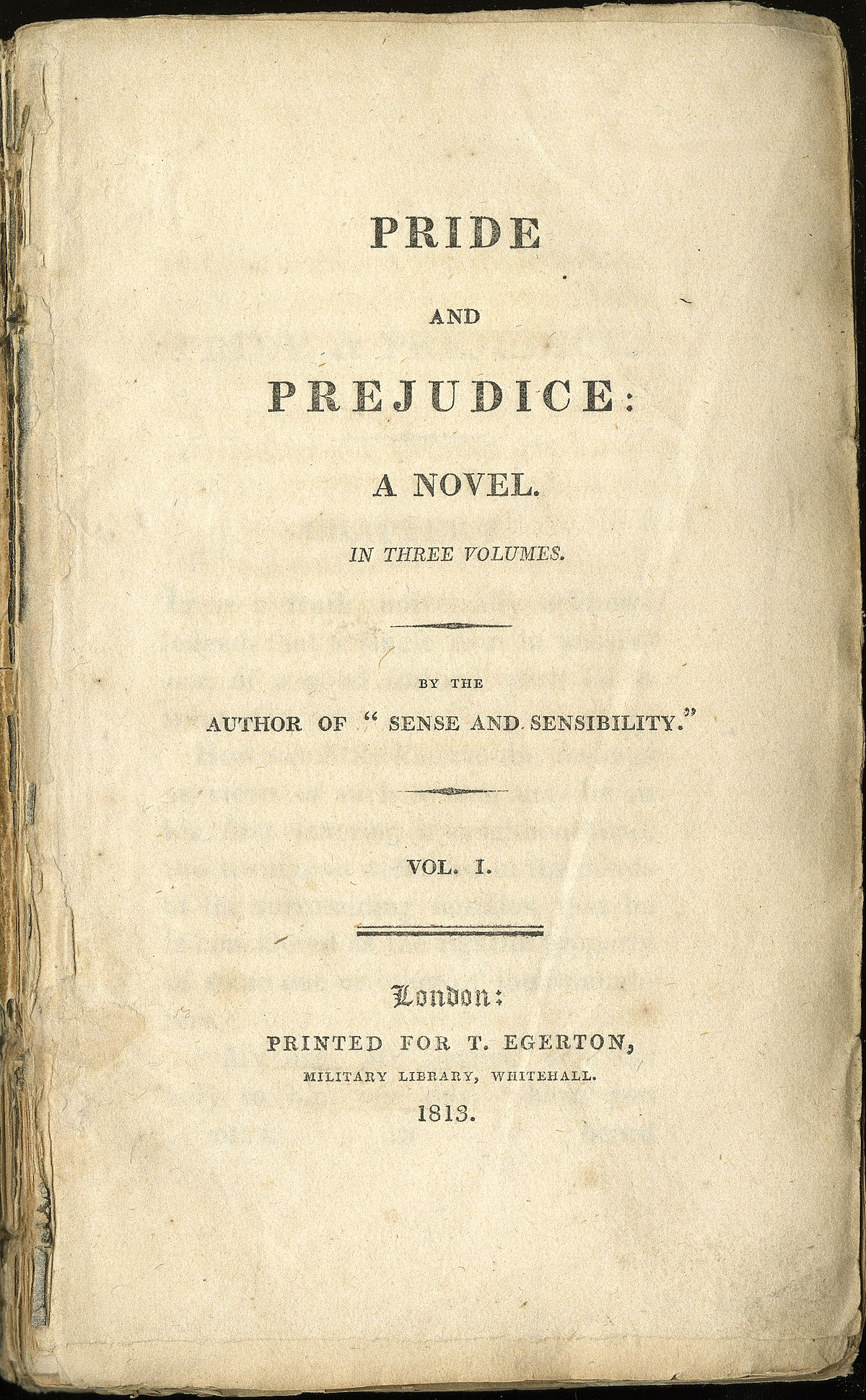 Pride and Prejudice - Wikipedia