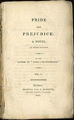Orgullo Y Prejuicio Novela Wikipedia La Enciclopedia Libre