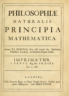 "Newton's Principia Mathematica (1687) used ""nature"" as a synonym for the physical universe."