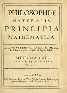 The school's Ancient Library contains a first edition of Newton's Prinicipia, acquired on publication