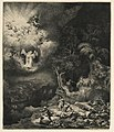 Print, The Angel Appearing to the Shepherds, 1634 (CH 18097045-2).jpg