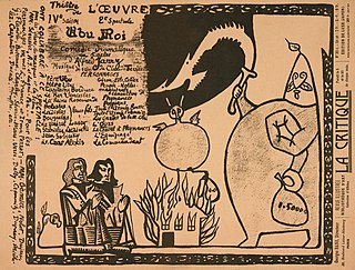 <i>Ubu Roi</i> French avant-garde comic play by Alfred Jarry, first performed in 1896