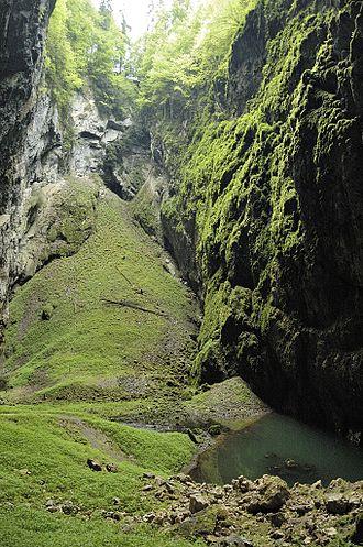 Macocha Gorge - Macocha
