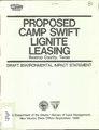 Proposed Camp Swift lignite leasing - draft environmental impact statement (IA proposedcampswif6998unit).pdf