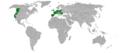 Psilocybe cyanescens range-map.png