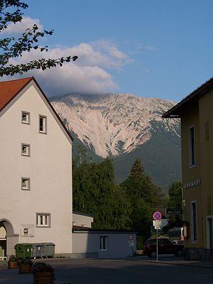 Puchberg am Schneeberg - Image: Puchberg am Schneeberg view