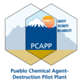 Pueblo Chemical Agent Destruction Pilot Plant Logo.png
