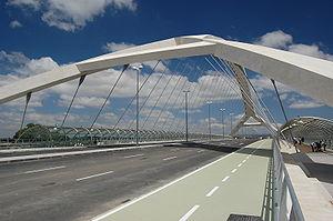 Puente del Tercer Milenio (Zaragoza)