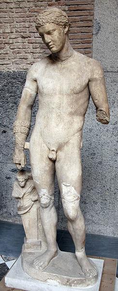 Risultati immagini per l'atleta di Koblanos