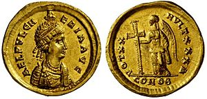 Pulcheria Coin.JPG