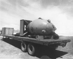 Pumpkin bomb - A pumpkin bomb