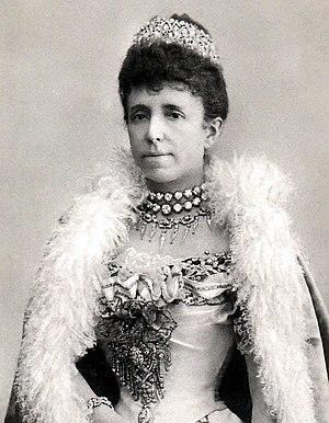 María Cristina de Habsburgo-Lorena, Reina consorte de Alfonso XII, Rey de España (1858-1929)