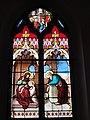 Résigny (Aisne) église, vitrail 09.JPG