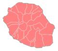 Résultats 1er et 2nd tour de la présidentielle de 2012 à la Réunion.png