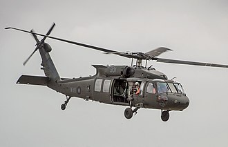 Sikorsky UH-60 Black Hawk - A Taiwanese Army UH-60M Black Hawk