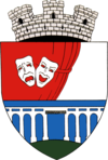 Coat of arms of Oravița