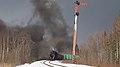 RZD L-5289 steam locomotive. Torzok-Soblago line, Rancevo (25906784981).jpg