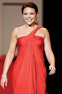Rachael Ray Red Dress Collection 2007 Jpg