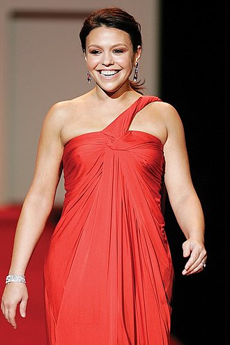 Rachael Ray - Ray at the Red Dress Collection in 2007