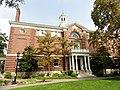 Radcliffe Gymnasium - Radcliffe Yard, Harvard University, Cambridge, Massachusetts, USA - DSC04484.jpg