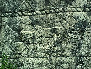 Stećak - The sacral motif of deer is considered to be of Paleo-Balkan and pre-Christian origin.