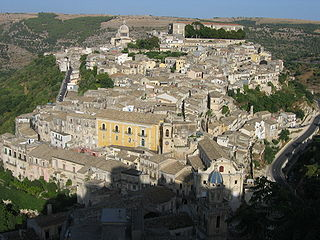 Ragusa, Sicily city in Sicily, Italy