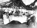 Railway Men's Association luncheon in the New York Building, Alaska Yukon Pacific Exposition, Seattle, July 1909 (AYP 57).jpeg