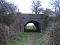 Railway bridge near Shipton Lee - geograph.org.uk - 387356.jpg