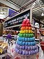 Rainbow macarons (9580029808).jpg