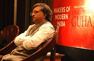 Ramachandra Guha cover
