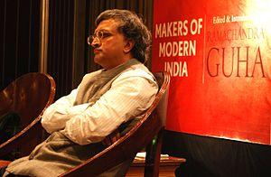 Ramachandra Guha cover