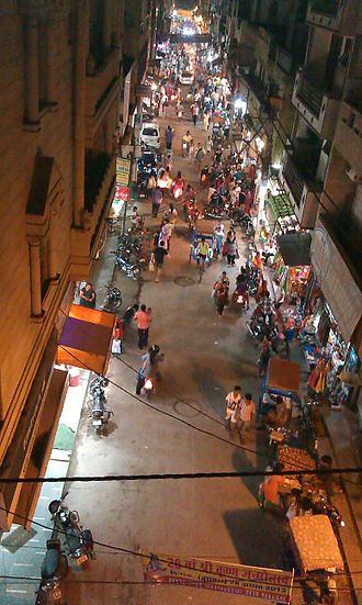 Palam - Ram Chowk Market