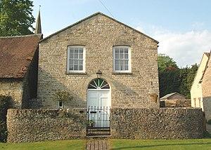 Ramsden, Oxfordshire - Former Methodist chapel, built 1804