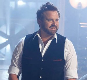 Randy Houser - Houser at Walmart Soundcheck in 2013