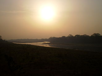 West Rapti River - Image: Rapti river