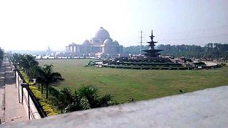 Noida City in Uttar Pradesh, India